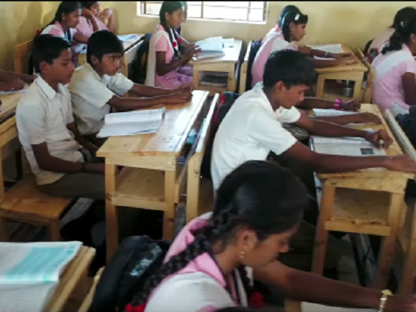 Crates to Classrooms: JLR Community Support in India