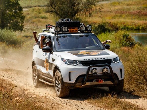 North American retailers battle it out as Land Rover TReK returns
