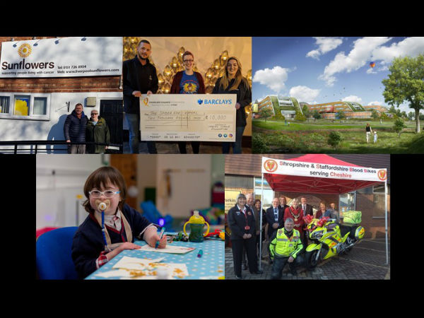 Halewood Charity of the Year 2018 Shortlist