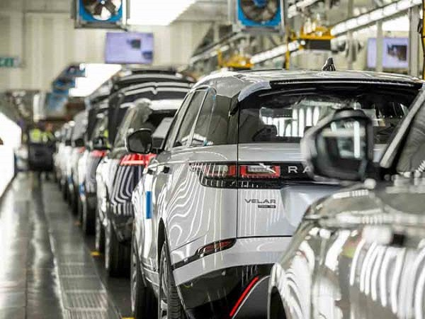 Jaguar Land Rover's UK sites certified Carbon Neutral