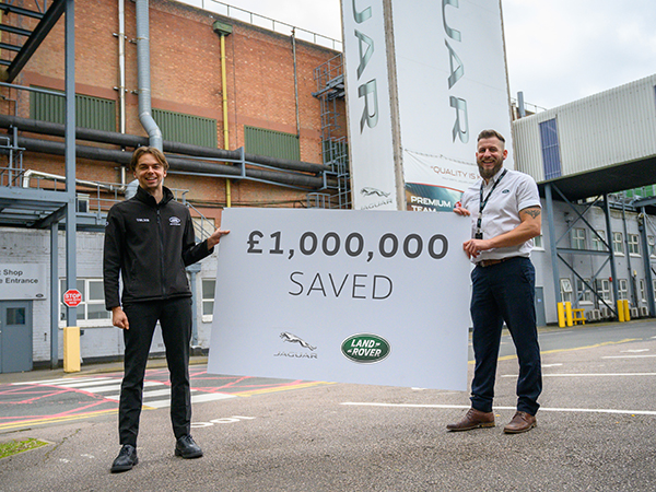 CASTLE BROMWICH MPI TEAM HIT £1 MILLION MILESTONE AFTER SAVINGS CAMPAIGN