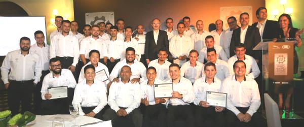 Brazilian Technicians Honoured at São Paulo  Awards