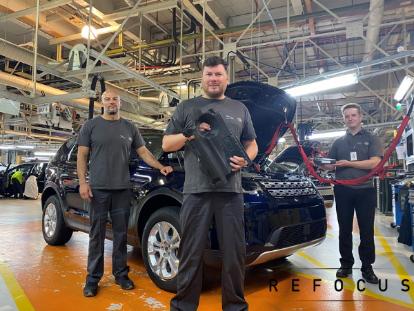 """REFOCUS: HALEWOOD COLLEAGUES """"IGNITE"""" THEIR PASSION FOR DRIVING DOWN COST PER CAR!"""