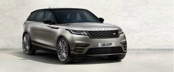 Range Rover Velar Achieves Five-Star Euro NCAP Safety Rating