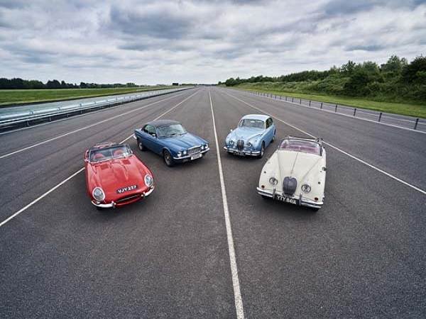 Jaguar Classic expands its tours and events calendar for 2018