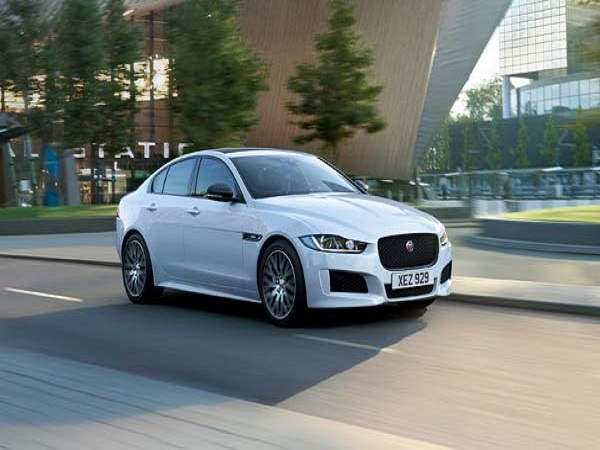 New petrol filtration system made available on special Landmark Edition Jaguar XE