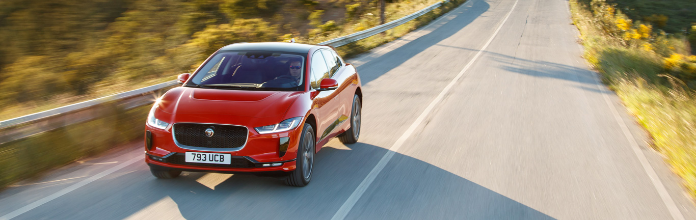 Jaguar I-PACE adds four more global awards to its vast collection