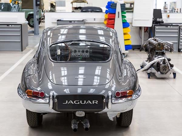 Jaguar Land Rover Classic to open its first North American workshop and showroom