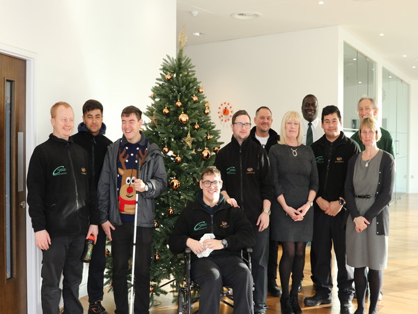 JLR Solihull 12 Days of Christmas Week 1 Round-Up