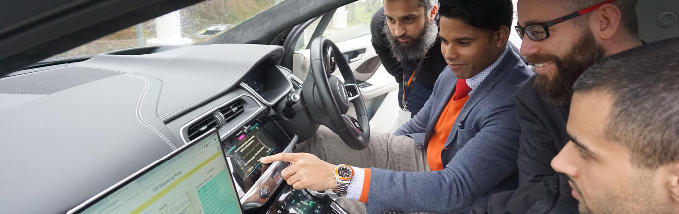 NGI team to save Jaguar Land Rover millions thanks to wireless software updates