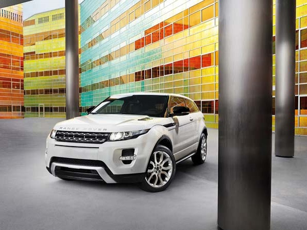 The beginning of the Range Rover Evoque story