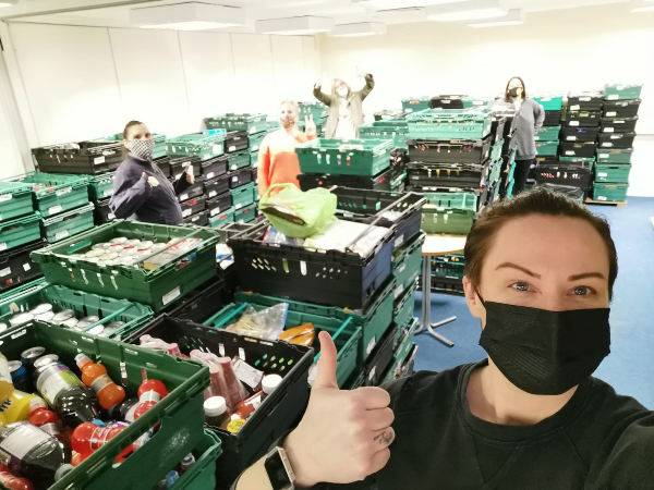 THE COUNTDOWN IS ON: TWO DAYS TO GO UNTIL THE NEXT HALEWOOD FOODBANK TAKEOVER!