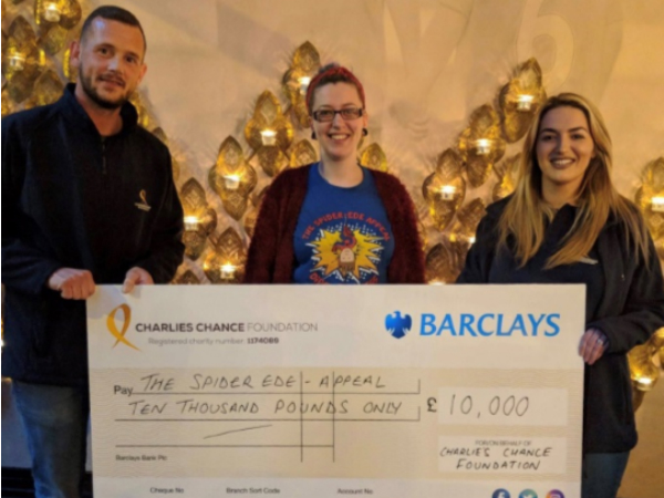 Halewood Charity of the Year 2018 Fundraising