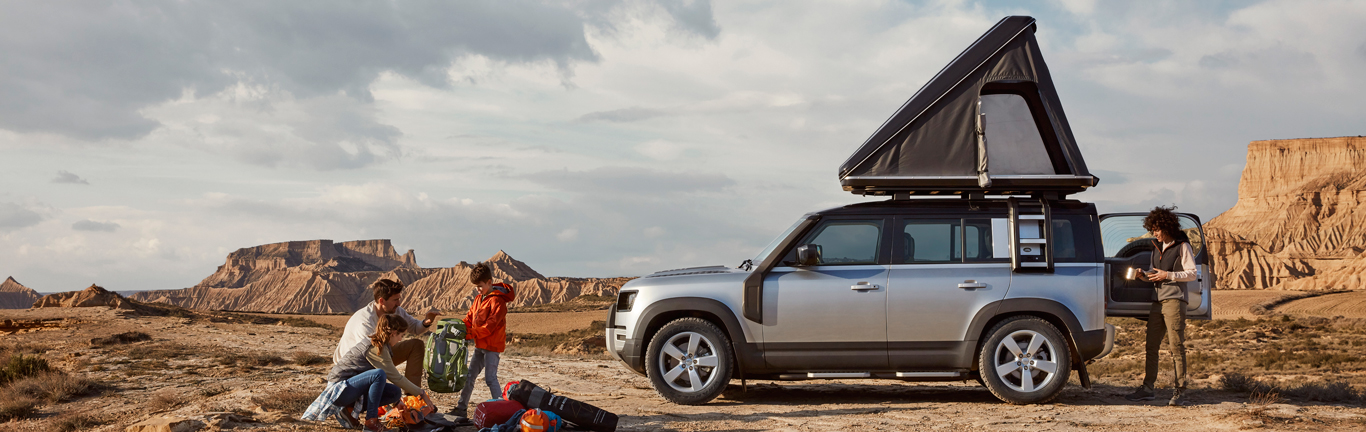 Personalising your New Defender to make the most of your world