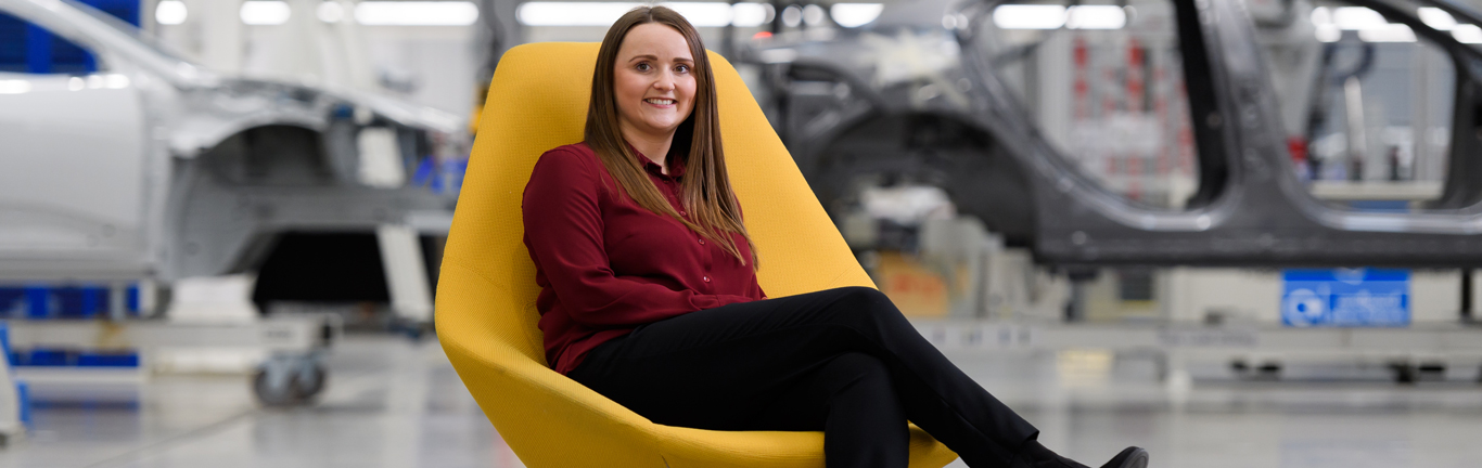 Michaela Darby proves there's more to manufacturing than meets the eye