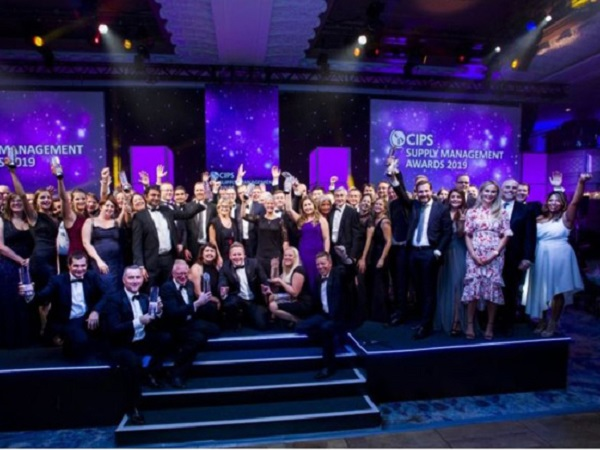 Jaguar Land Rover celebrates double win at the Supply Management Awards 2019