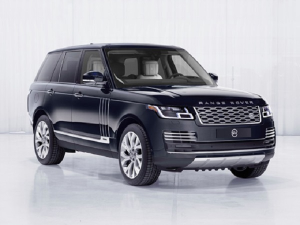 SVO takes Future Astronauts to new heights with exclusive Range Rover