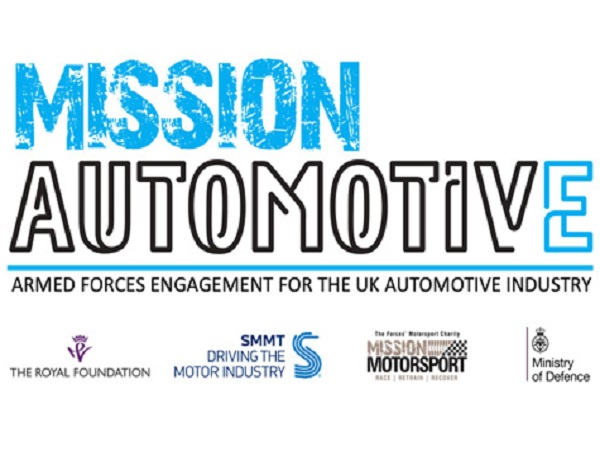 Mission Automotive focuses on helping ex-armed forces and the UK car industry
