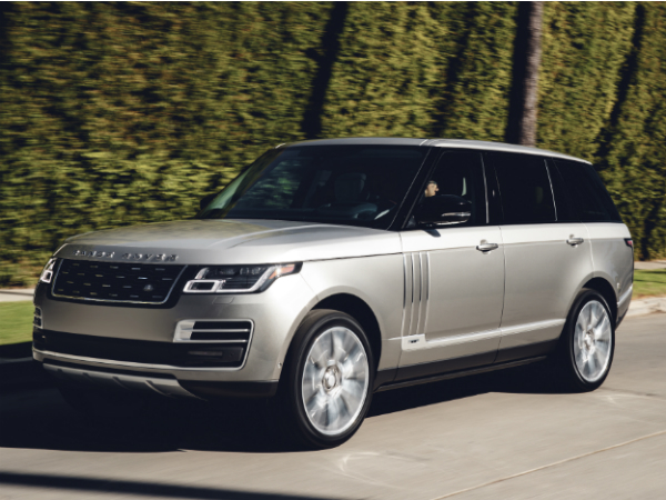 ALWAYS TRAVEL FIRST-CLASS WITH RANGE ROVER SVAutobiography