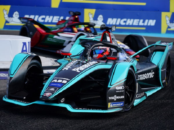 Mitch Evans and Panasonic Jaguar Racing come up short in New York title decider