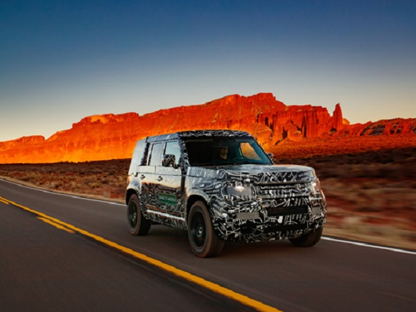 New Land Rover Defender to prove its mettle in real-world testing in Africa