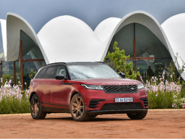 Range Rover Velar Launched in South Africa in Signature style