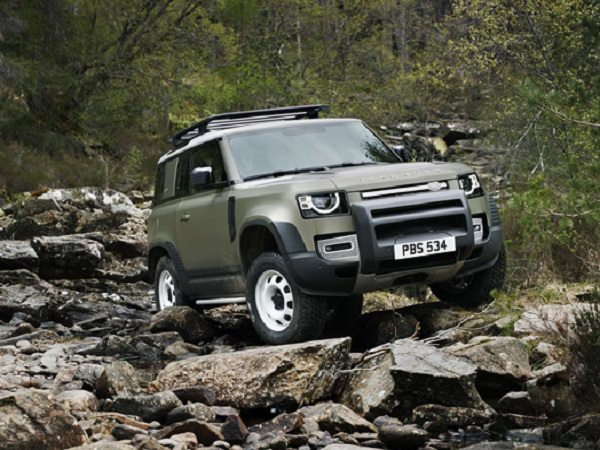 The New Defender is here: Designed and built for the new age