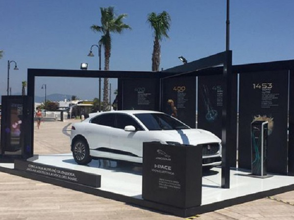 Powering up interest in electrification on the Italian Riviera