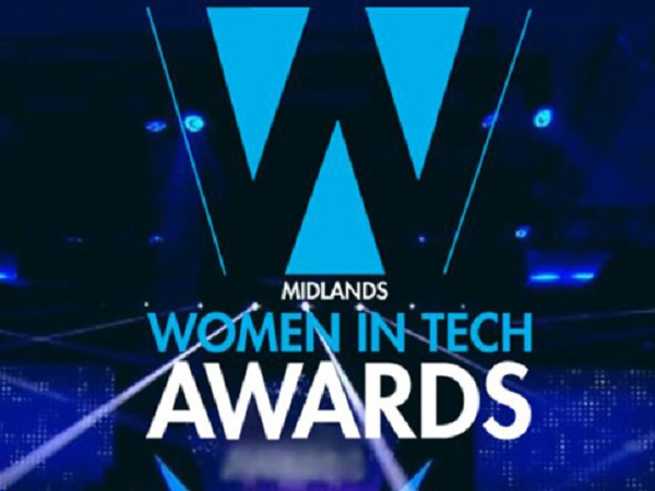 Duo represent Jaguar Land Rover at the Midlands Women in Tech Awards