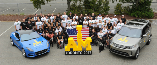 US Armed Forces Invictus Games Team Receives New York Send-Off