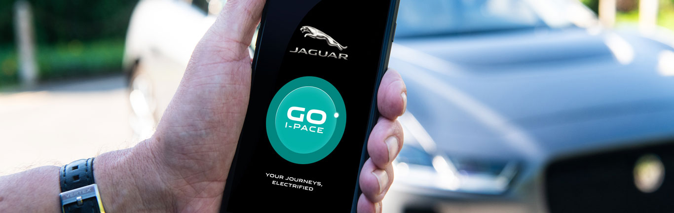 Jaguar gives potential customers insight into life owning an I-PACE with a new app