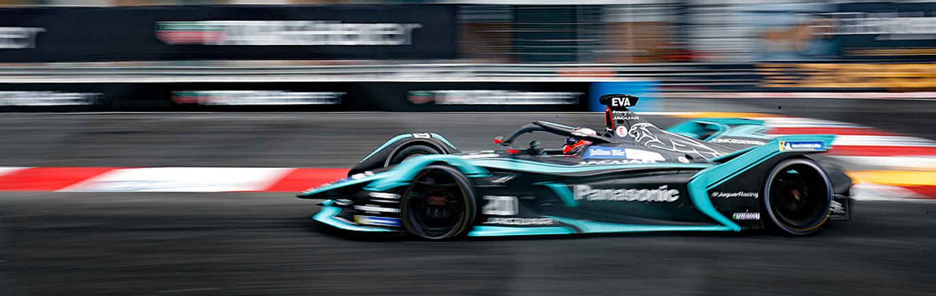 Double points joy for Panasonic Jaguar Racing in Monaco