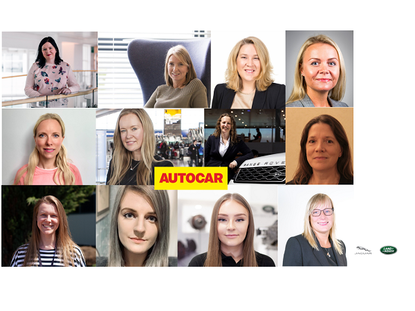 Autocar's Great Women in the British Car Industry