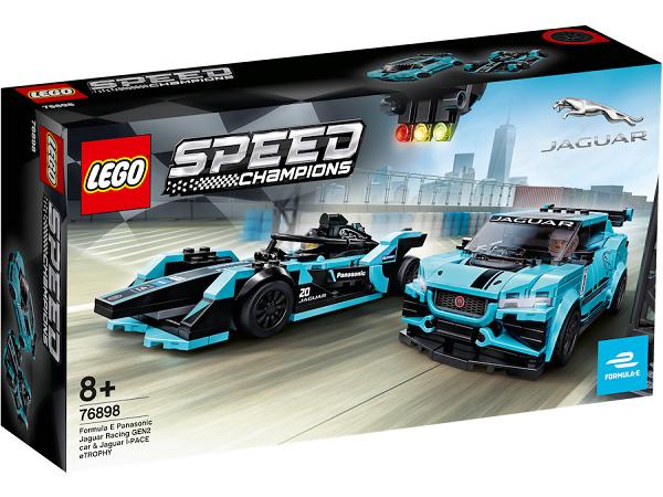 LEGO® FORMULA E PRIZE DRAW